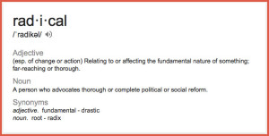 radical_Defined